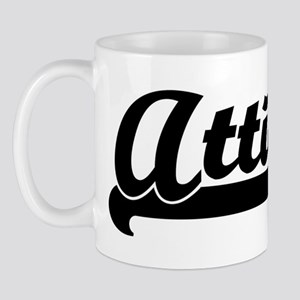 Black jersey: Atticus Mug