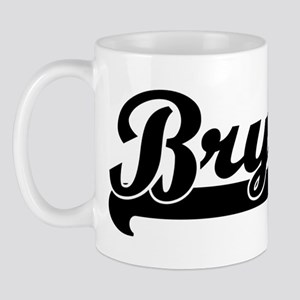 Black jersey: Bryan Mug