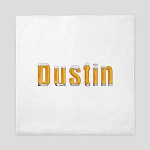 Dustin Beer Queen Duvet
