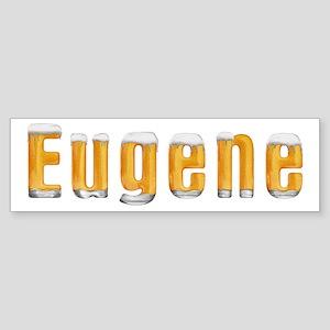 Eugene Beer Bumper Sticker