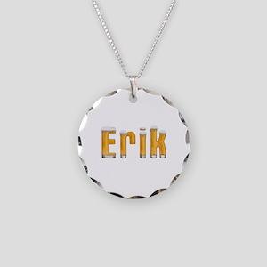 Erik Beer Necklace Circle Charm
