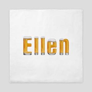 Ellen Beer Queen Duvet