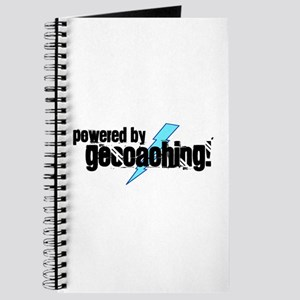 Powered By Geocaching Journal