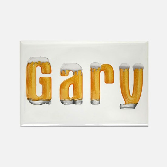 Gary Beer Rectangle Magnet