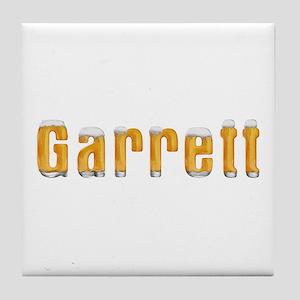 Garrett Beer Tile Coaster
