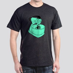 Vintage Green Sunbeam Mixmaster Dark T-Shirt