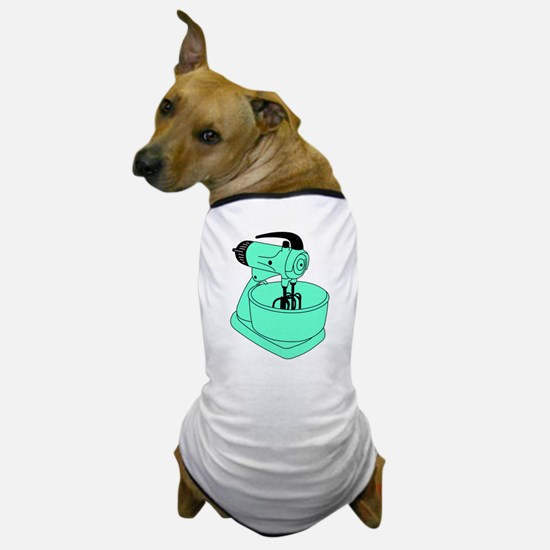 Vintage Green Sunbeam Mixmaster Dog T-Shirt
