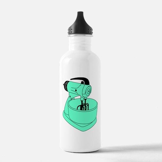 Vintage Sunbeam Mixmaster Water Bottle