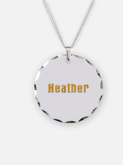 Heather Beer Necklace