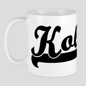 Black jersey: Kole Mug