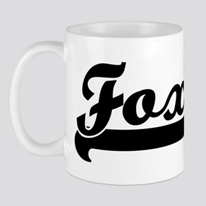 Black jersey: Fox Mug
