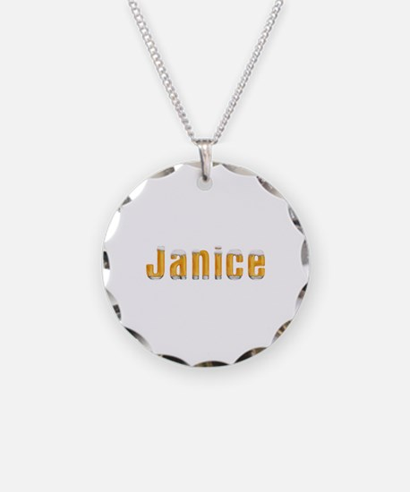 Janice Beer Necklace