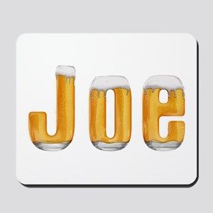 Joe Beer Mousepad