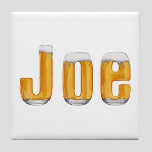 Joe Beer Tile Coaster