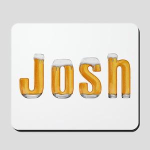 Josh Beer Mousepad