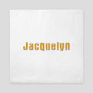 Jacquelyn Beer Queen Duvet