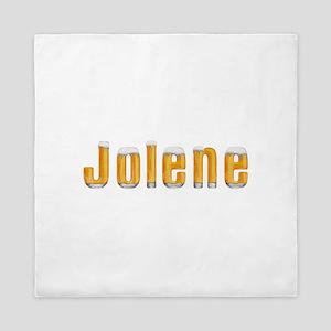 Jolene Beer Queen Duvet