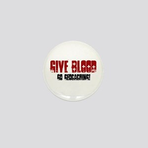 Give Blood! Mini Button