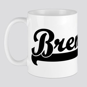 Black jersey: Brendon Mug