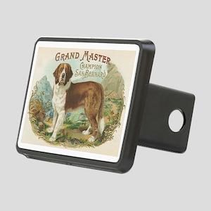 St. Bernard Dog Rectangular Hitch Cover