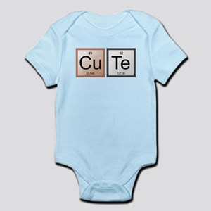 CuTe Infant Bodysuit