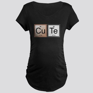 CuTe Maternity Dark T-Shirt