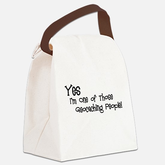 Yes! Canvas Lunch Bag