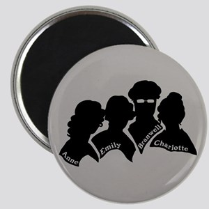 Bronte Silhouette Magnet