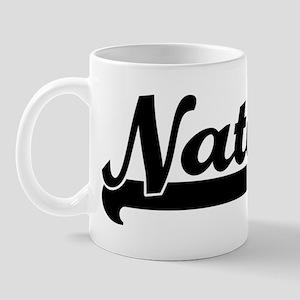 Black jersey: Nate Mug