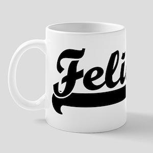 Black jersey: Felix Mug