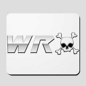 WRX Skull Mousepad