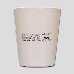 WRX Skull Shot Glass