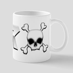 WRX Skull Mug