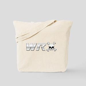 WRX Skull Tote Bag
