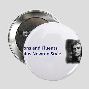"Calculus Newton Style 2.25"" Button"