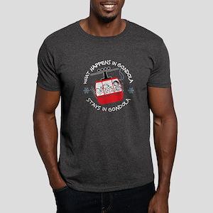 Gondola Ride Dark T-Shirt