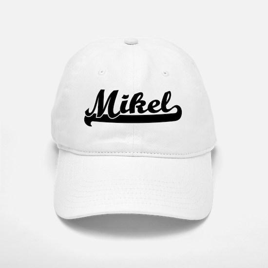 Black jersey: Mikel Baseball Baseball Cap