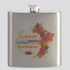 Panamanian Boyfriend designs Flask