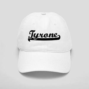 Black jersey: Tyrone Cap