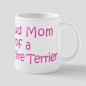 Proud Mom of a Y T Mug