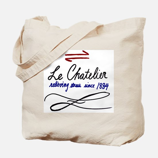 Unique Chemistry Tote Bag