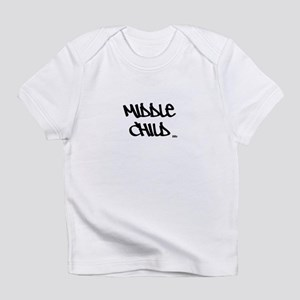 Middle Child - Infant T-Shirt