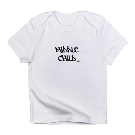 Middle Child - Infant T-Shirt