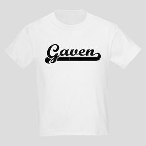 Black jersey: Gaven Kids T-Shirt