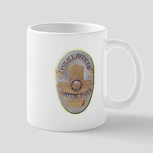 Compton Police Officer Mug