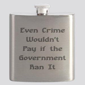 Crime Doesnt Pay Flask