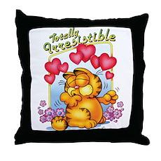 Totally Irresistible! Throw Pillow