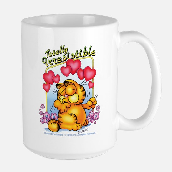Totally Irresistible! Large Mug