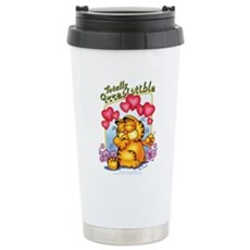 Totally Irresistible! Stainless Steel Travel Mug