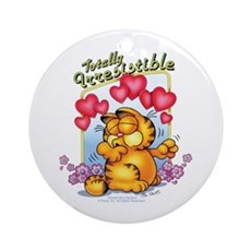Totally Irresistible! Ornament (Round)